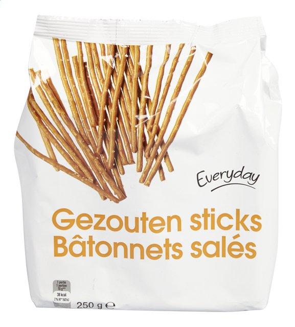 Gezouten sticks 250g