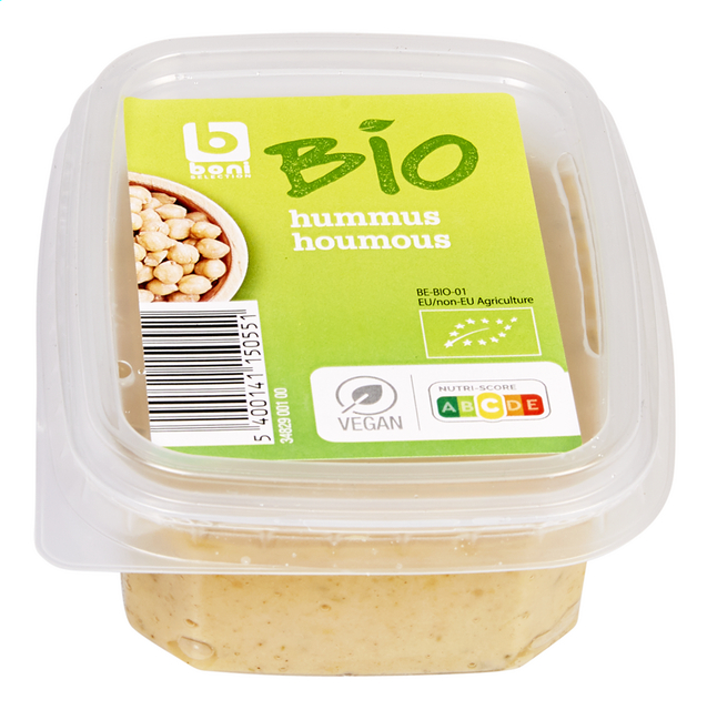 Hummus BIO 170g