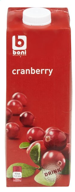 Cranberry drink 1L