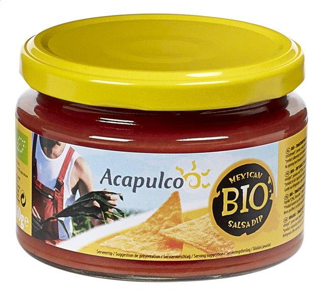 Mexican salsa dip BIO 260g