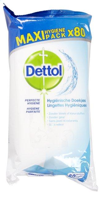 Hygienische doekjes 80st