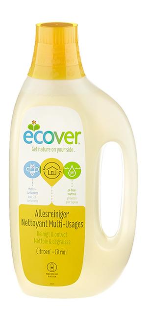 Nettoyant multi-usage citron 1,5L