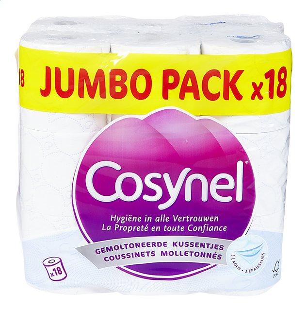 Toiletpapier 3lagen 127v 18rollen