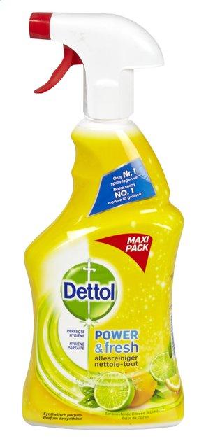 Reiniger spray Power & Fresh citroen 750ml