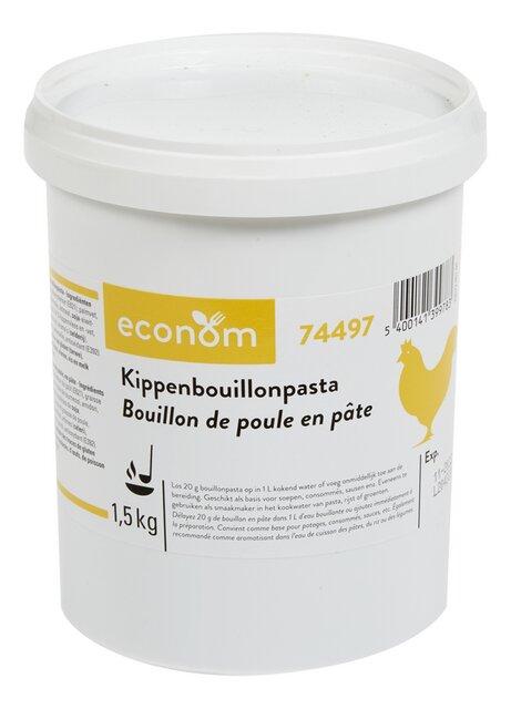 Kippenbouillon pasta (75L) 1,5kg