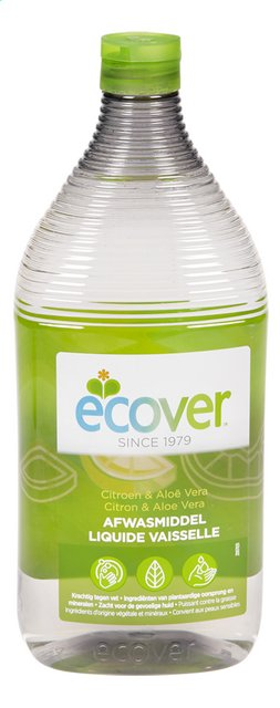 Liquide vaiselle citron&aloe vera 950ml