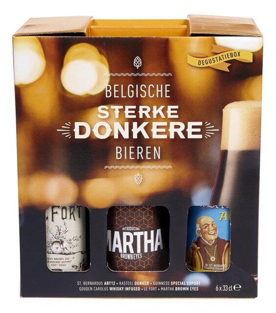 Bierbox sterk donker max. 12% SG 33clx6