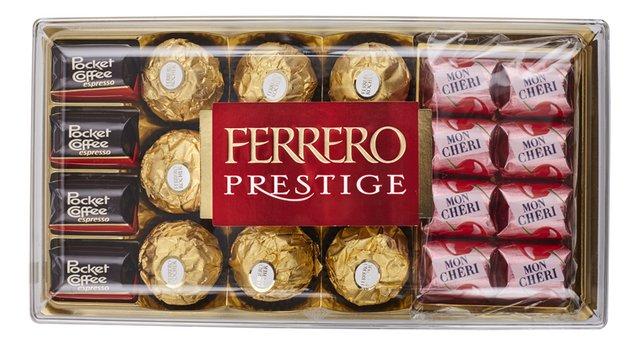 Prestige pralines T21 246g