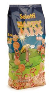 Crackers happy mix 800g