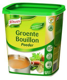 Groentebouillon poeder (45L) 900g