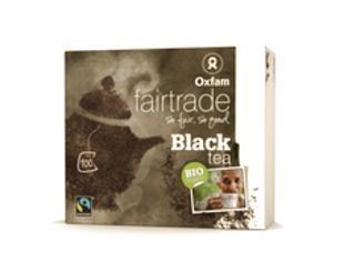 Thé noir BIO Fairtrade 100sachets