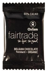 Chocolat fondant BIO Fairtrade 5g x400