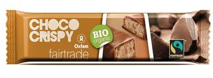 Choco-crispy barre BIO Fairtrade 33g