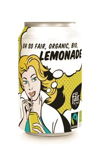 Lemonade BIO Fairtrade 33cl