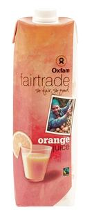 Jus d'oranges Fairtrade 1L