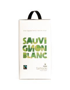 Sauvignon blanc Fairtrade 3L