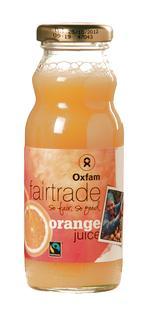 Jus d'oranges Fairtrade VC 20clx24