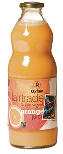 Jus d'oranges Fairtrade VC 1Lx6