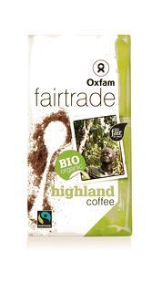 Gemalen koffie highland BIO Fairtrade 250g