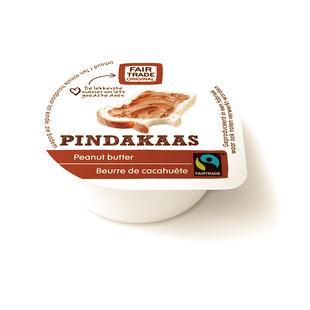 Pindakaas Fairtrade 15gx80