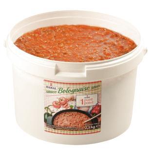 Bolognaisesaus 2,5kg