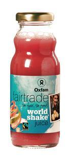 Jus worldshake Fairtrade VC 20clx24