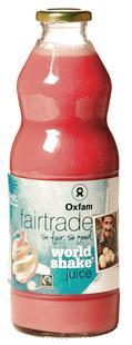 Jus worldshake Fairtrade VC 1Lx6