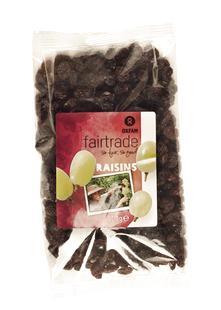 Raisins Fairtrade 200g