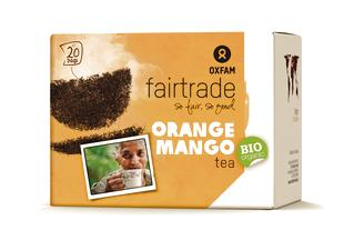 Thé oranges-mangues BIO Fairtrade 1,8gx20