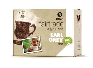 Thé earl grey BIO Fairtrade 1,8gx20