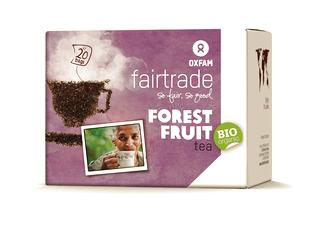 Thé fruits de bois BIO Fairtrade 1,8gx20