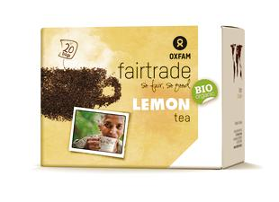 Thé citron BIO Fairtrade 1,8gx20