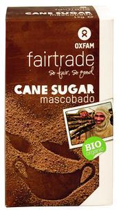 Sucre de canne Mascobado BIO Fairtrade 1kg