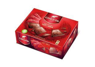 Mignonnette melkchocolade (120st) 1,2kg