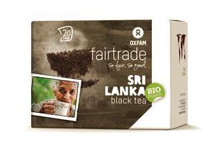 Thé noir BIO Fairtrade 1,8gx20