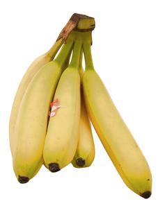 Bananen meer geel dan groen ±1kg
