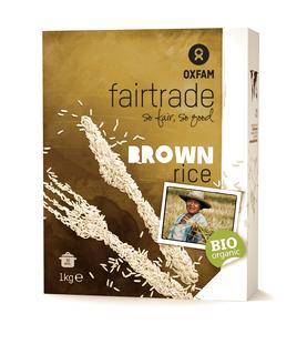 Riz complet BIO Fairtrade 1kg