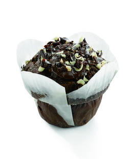 Chocolade muffin deluxe (3355) 115gx36