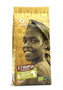 Gemalen koffie ETHIOPIA BIO Fairtrade 250g