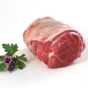 Gigot d'agneau Irlandais sans os ±1,75kg