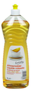Liquide vaisselle concentré citron 1 L