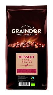 Grains de café dessert BIO Fairtrade 1kg