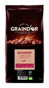 Café moulu dessert BIO Fairtrade 1kg