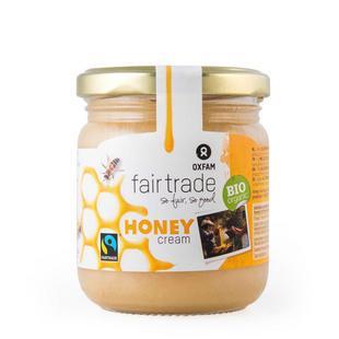Miel crème BIO Fairtrade 250g