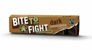 Pure chocolade Fairtrade Bite To Fight 50g