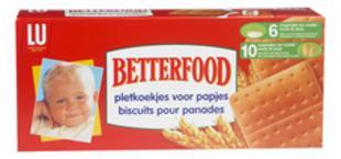 Betterfood original ind.2stx6 175g