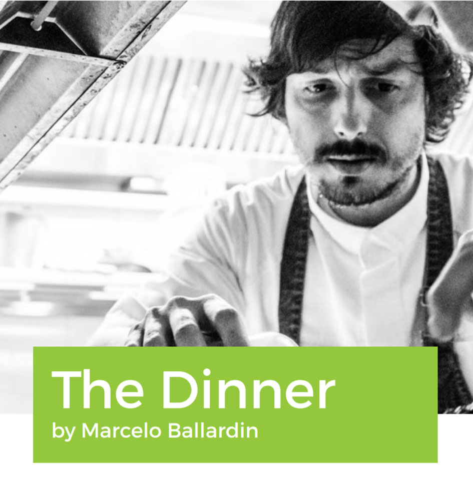 The Dinner, by Marcelo